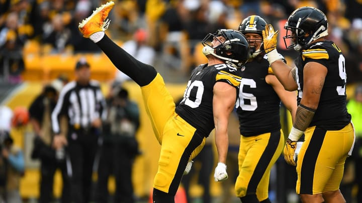 This key stat proves the Pittsburgh Steelers have one of the most dangerous defenses in the NFL.