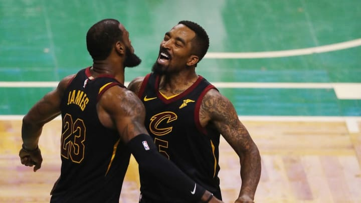 One moment stands above the rest in LeBron's memory of JR Smith.