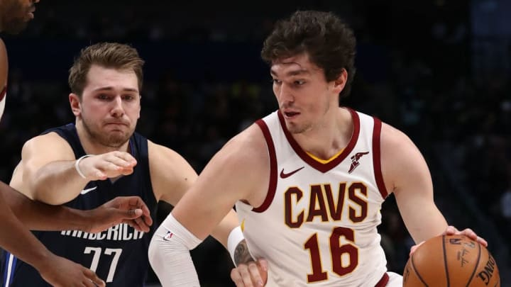Cedi Osman is shooting 51.9 percent from the field over his last six games.
