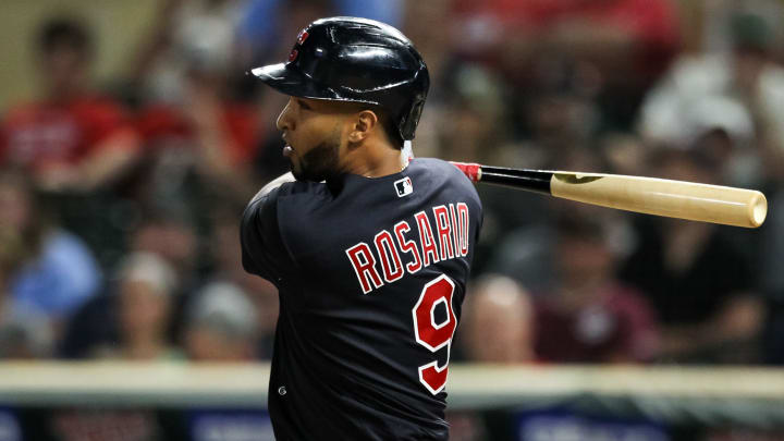 The Cleveland Indians got some bad news as Eddie Rosario is heading to the injured list.