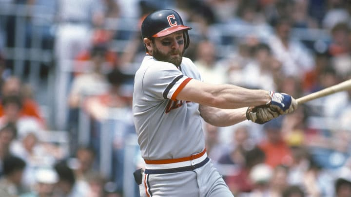 Toby Harrah had a few solid seasons with the Cleveland Indians.