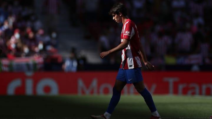 Joao Felix Atlético de Madrid Athletic Bilbao Expulsão