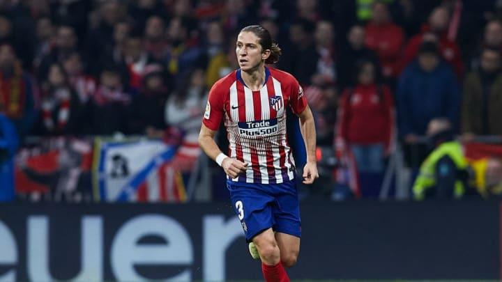 Double finaliste malheureux de la C1 face à l'ennemi Merengue (2014 et 2016), Filipe Luis a garni son armoire à trophées de 2 Europa League et la Liga