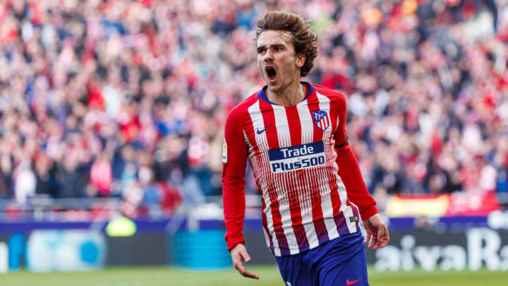 Griezmann established himself as one of the world's best at Atletico Madrid