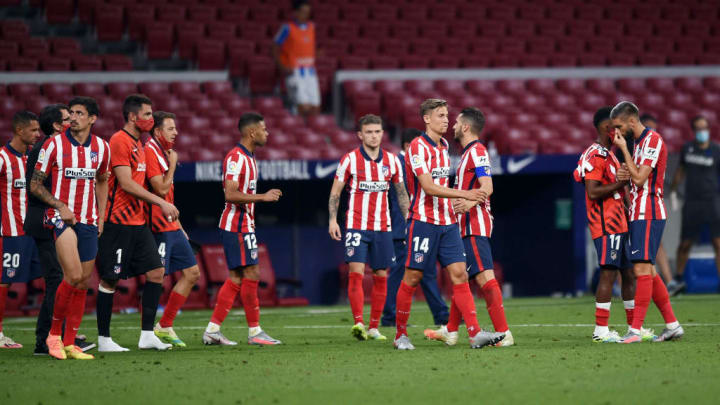 Club Atletico de Madrid v Real Sociedad  - La Liga