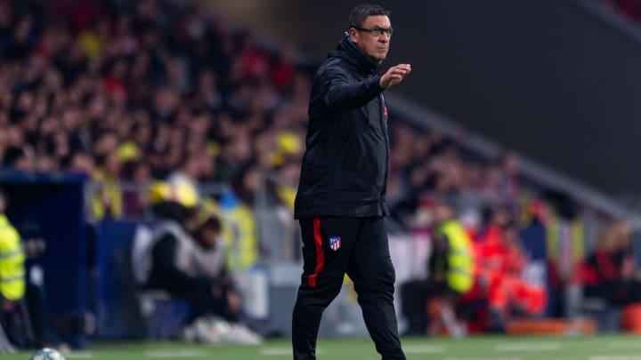 El Atlético de Madrid echará de menos al 'Mono' Burgos