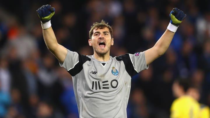 Iker Casillas ist eine FUT Icon