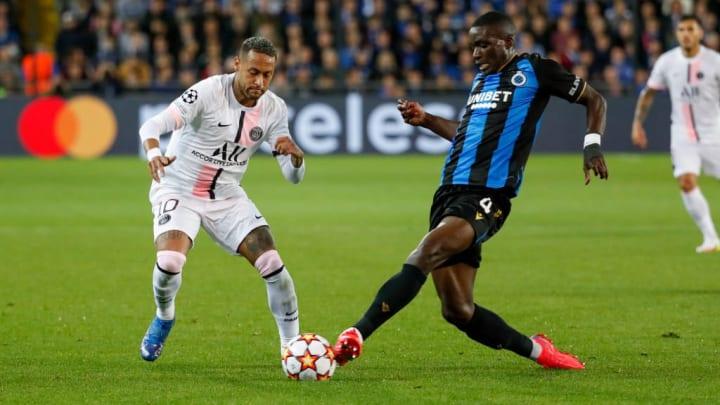 Neymar Jr, Stanley Nsoki
