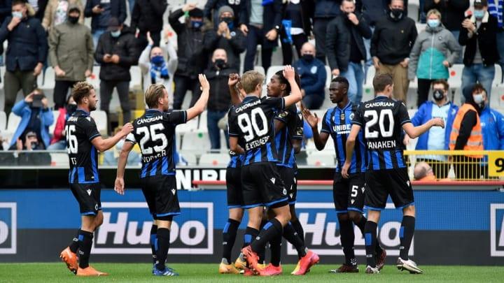 Der FC Brügge verfügt über ein gutes Teamgefüge