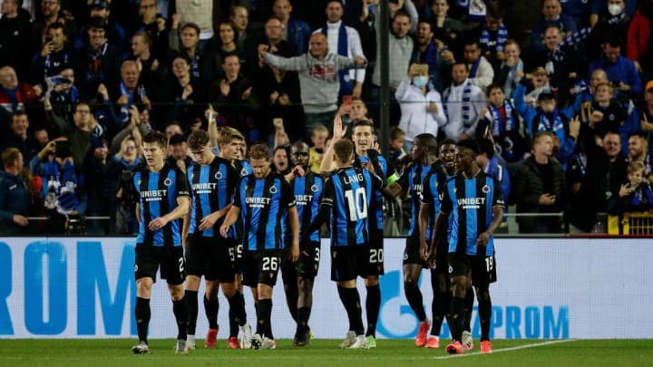 PSG Champions League Club Brugge