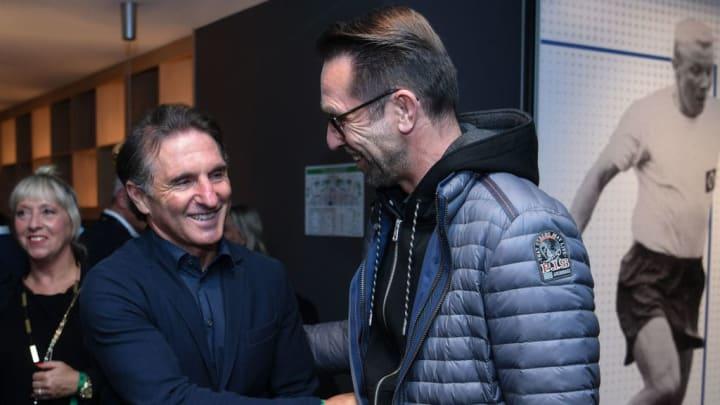 Bruno Labbadia und Michael Preetz sollen die Pläne von Lars Windhorst in die Tat umsetzen