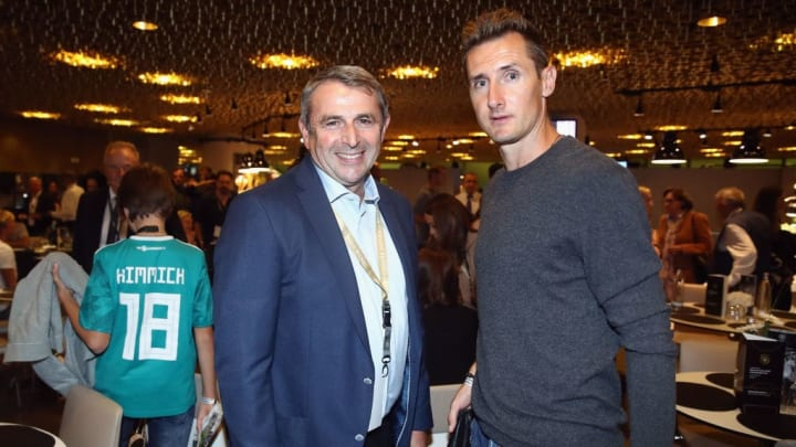 Klaus Allofs, Miroslav Klose