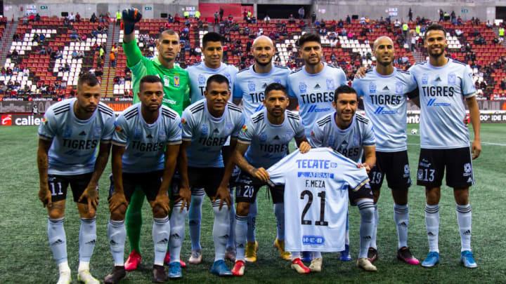 Club Tijuana v Tigres UANL - Tournament Grita Mexico A21 Liga MX