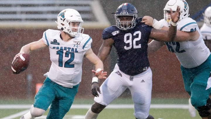 Coastal Carolina vs Troy odds, spread, prediction, date & start time for college football Week 15 game.