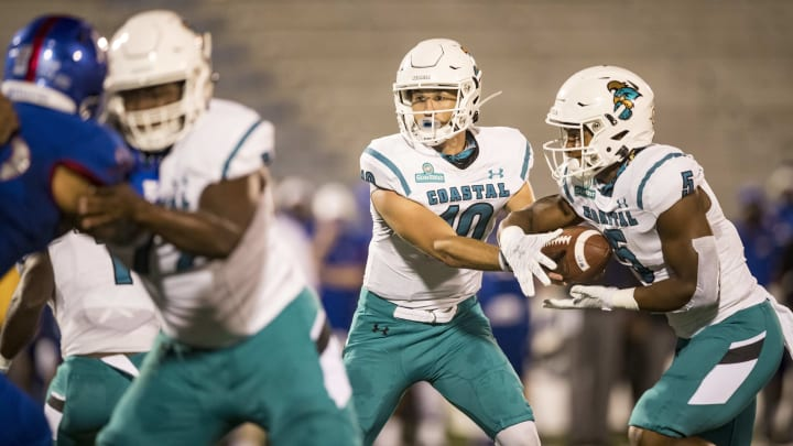 South Alabama Vs Coastal Carolina Odds Spread Prediction Date Start Time For College Football Week Game