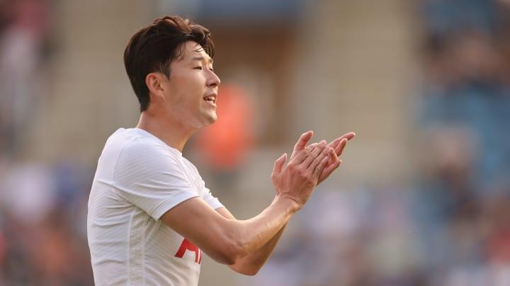 Heung-min Son prolonge avec Tottenham