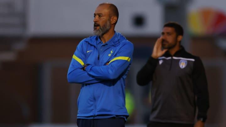 Nuno Espirito Santo will oversee Tottenham's Europa Conference League campaign