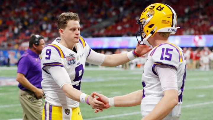 Joe Burrow, Myles Brennan