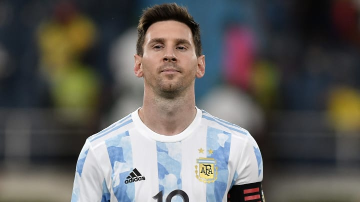 Colombia v Argentina - FIFA World Cup 2022 Qatar Qualifier
