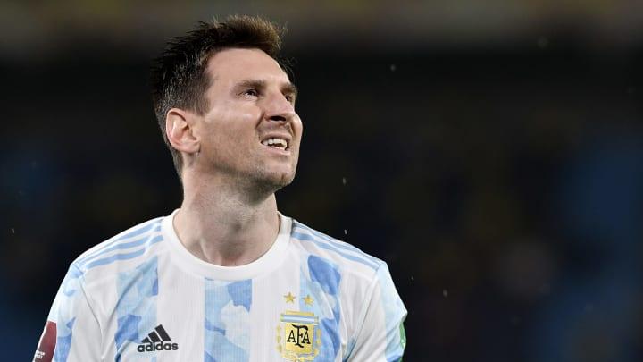 Messi falou sobre ambição por título com a camisa albiceleste