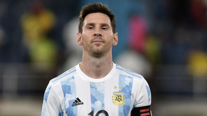 Lionel Messi Argentina Copa AMérica