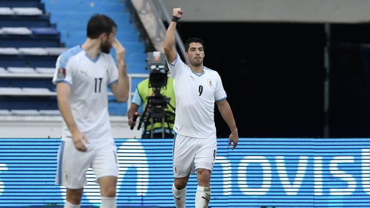 Suarez has tested positive for coronavirus