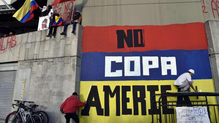 A la CONMEBOL no le quedó otra que mudar la Copa América.
