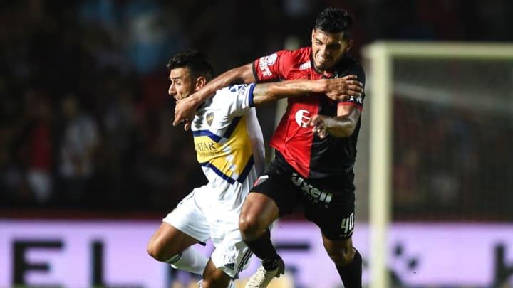 Eduardo Salvio, Rafael Delgado