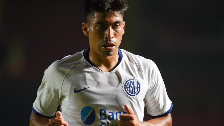 Colon v San Lorenzo - Copa De La Liga Profesional 2021 - Juan Ramírez buscará demostrar sus condiciones en Boca.