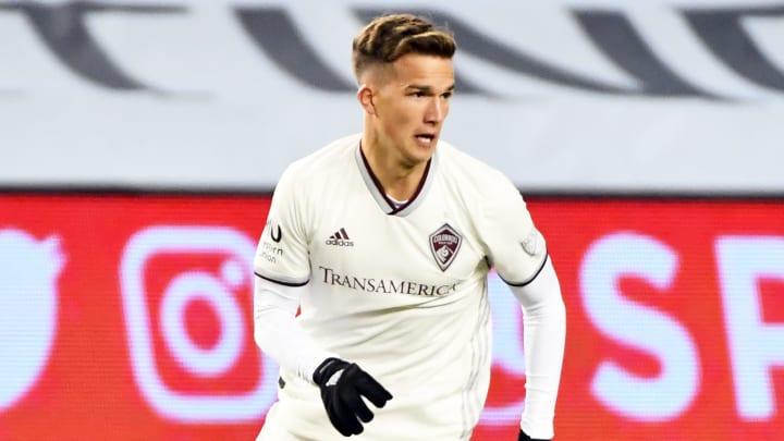 Cole Bassett, el futbolista estadounidense de la MLS mejor valuado en Transfermarkt