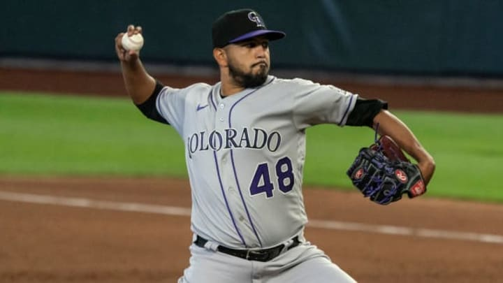 German Marquez is a top starting pitcher sleeper for fantasy baseball in 2021.