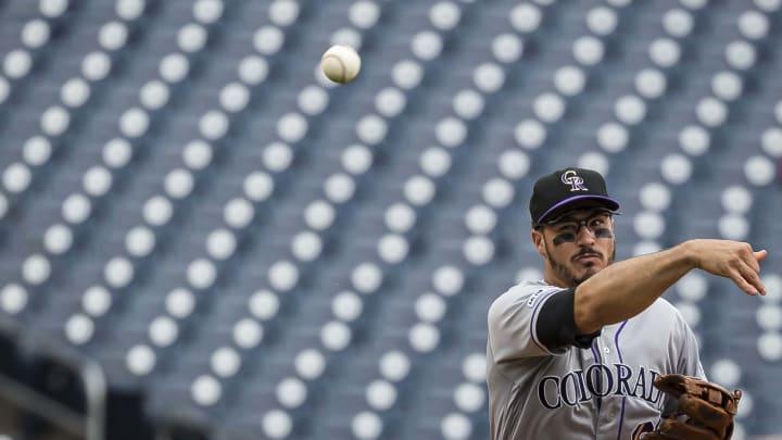 Nationals should trade for Rockies third baseman Nolan Arenado