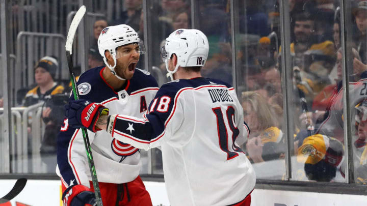 Pierre-Luc Dubois, Seth Jones