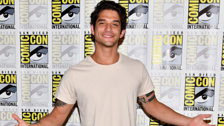"Comic-Con International 2017 - ""Teen Wolf"" Press Line"