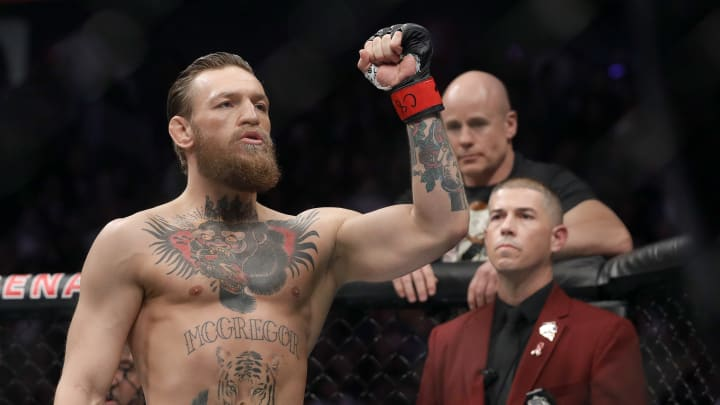 Conor McGregor needs to fight Tony Ferguson