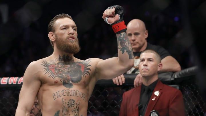 Conor McGregor could fight Anderson Silva next