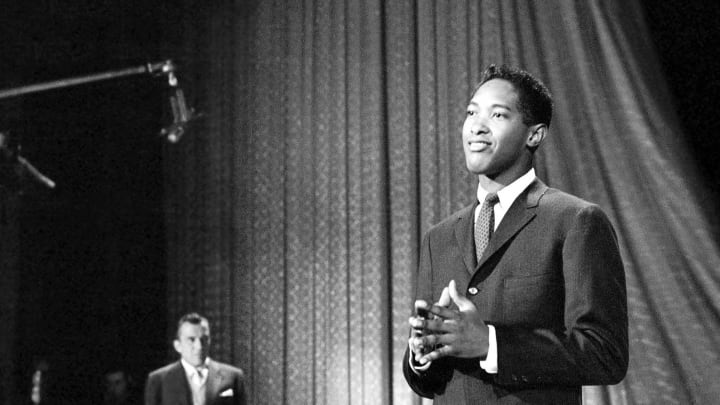 Cooke On The Ed Sullivan Show