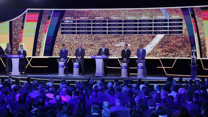 Fred Nantes, Nery Pumpido, Justo Villar, Sebastian Battaglia, Paulo Da Silva