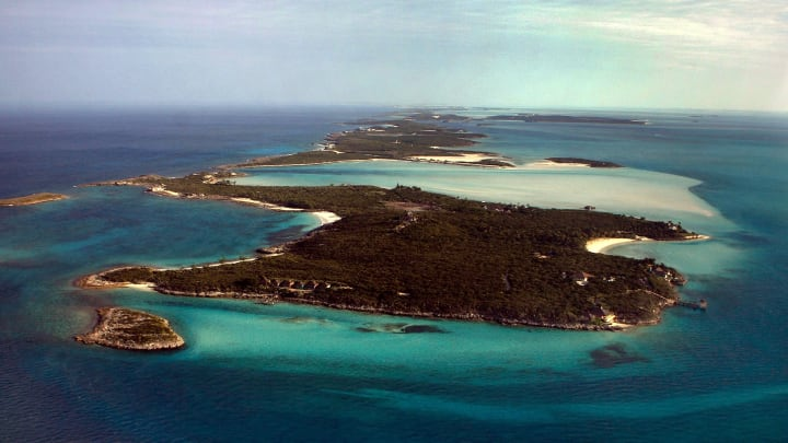 Copperfield Suggests Fountain Of Youth Exists On Private Island