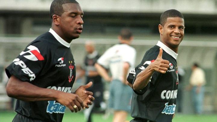 Marcelinho Carioca Corinthians Valencia