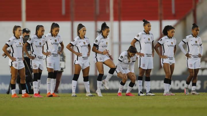 Corinthians foi eliminado nos pênaltis para o América de Cali