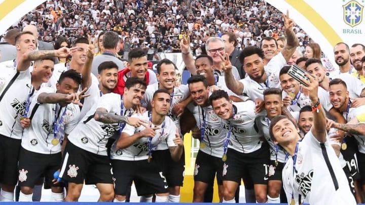 Corinthians v Atletico MG - Brasileirao Series A 2017