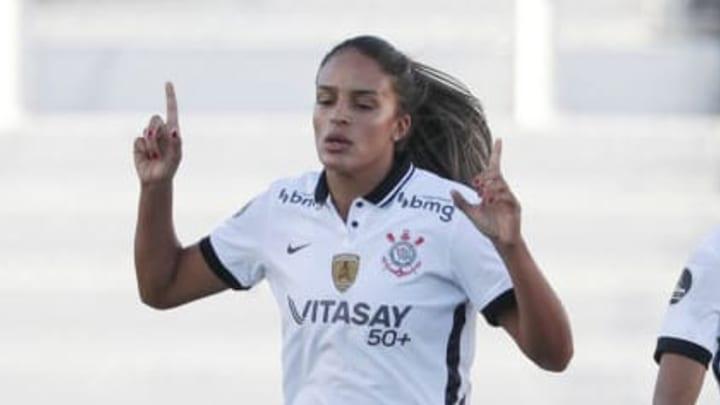 gabi nunes corinthians futebol feminino
