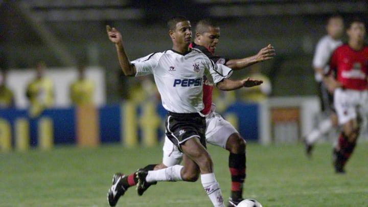 Marcelinho Carioca Flamengo Madureira Corinthians