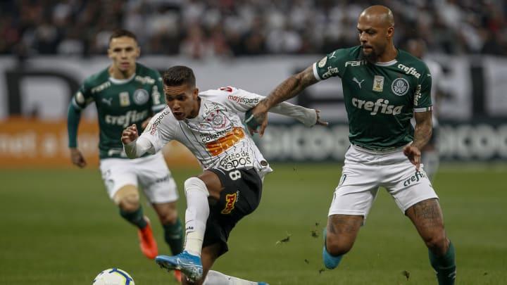 Pedrinho, Felipe Melo