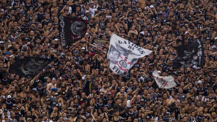 Corinthians v Palmeiras - Paulista Championship 2018