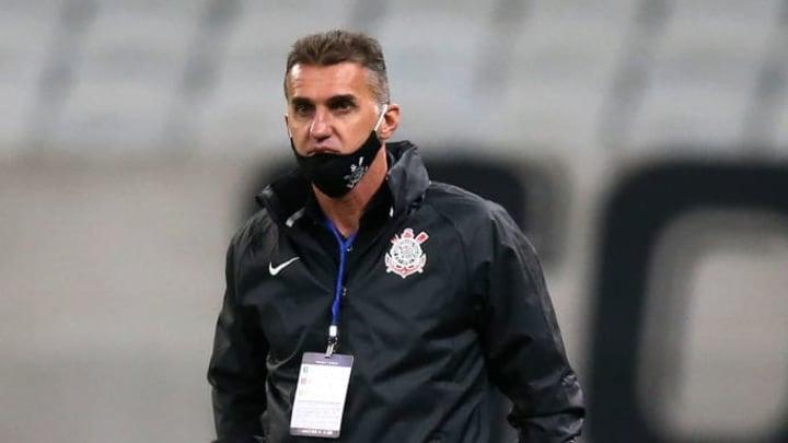 Vagner Mancini Corinthians São Paulo Majestoso