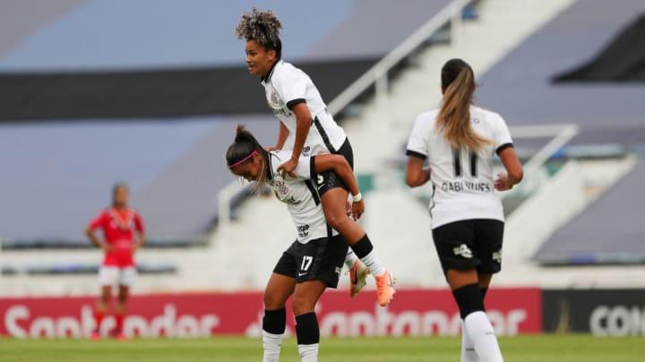 Yngrid, Corinthians, Libertadores Feminina