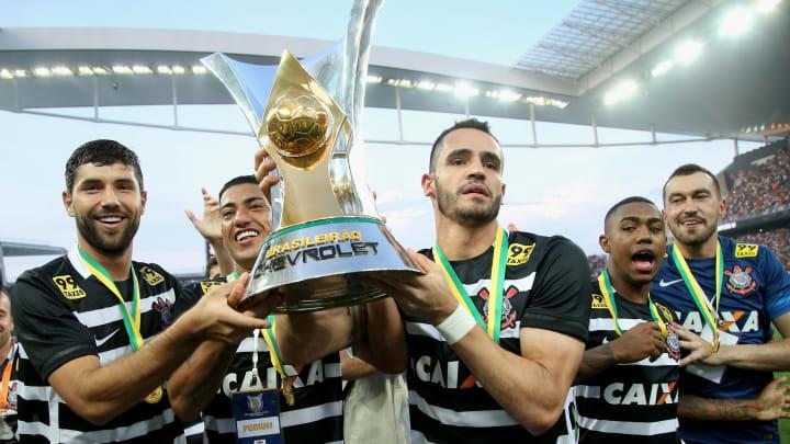 Renato Augusto foi campeão brasileiro no Timão e está perto de deixar a China