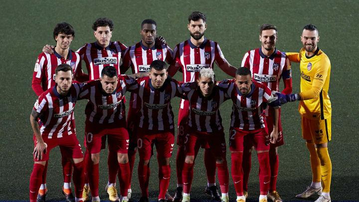 Cornella v Club Atletico de Madrid - Copa del Rey